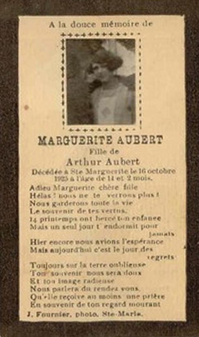 Aubert, Marguerite