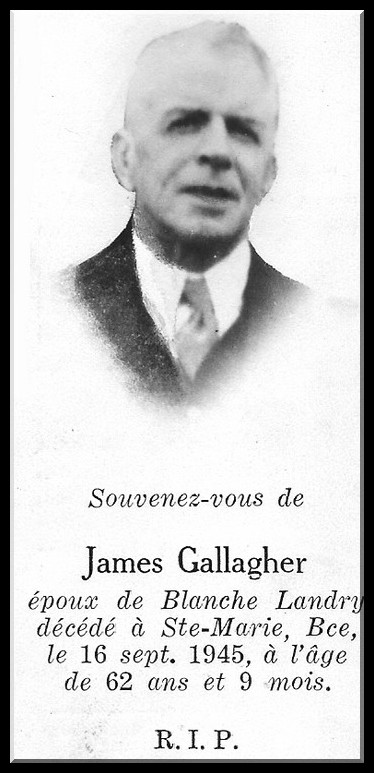 Gallagher, James