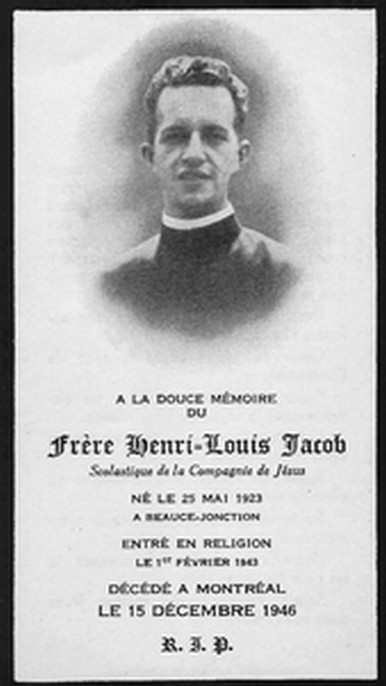 Henri-Louis, Jacob