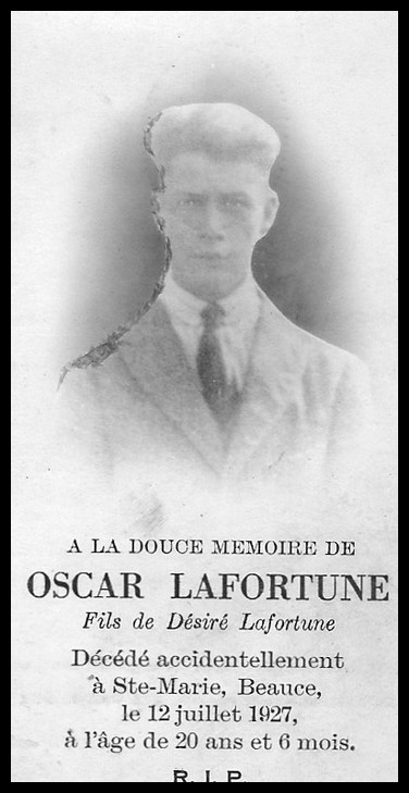 Oscar, Lafortune