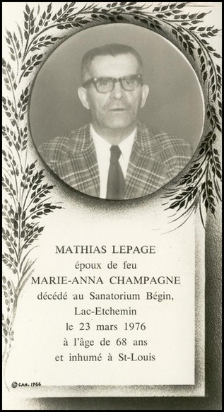 Lepage, Mathias