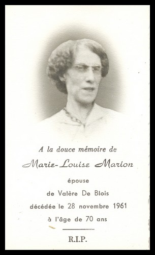 Marie-Louise, Marion
