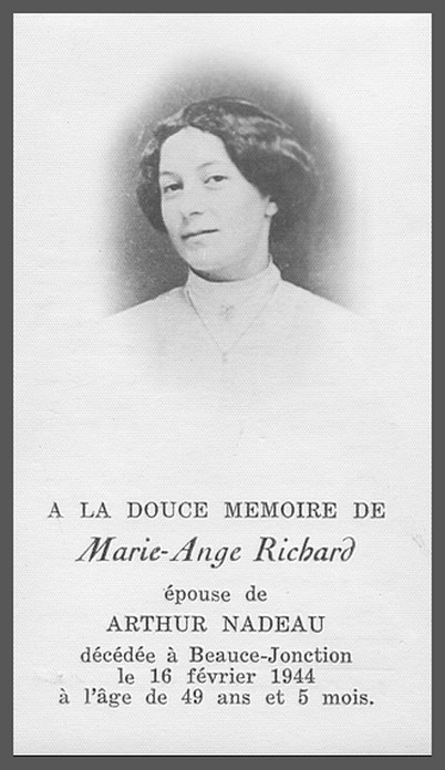 Richard, Marie-Ange