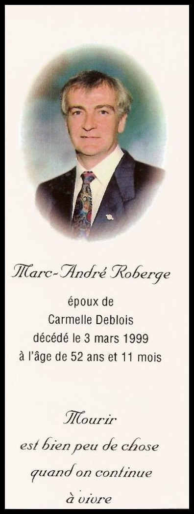 Roberge, Marc-André